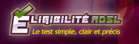 Eligibilité ADSL
