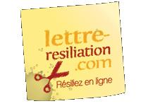Lettre Résiliation